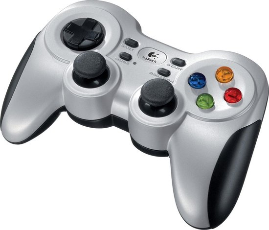 Logitech F710 - Gaming Controller - Pc