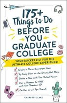 Omslag 175+ Things to Do Before You Graduate College