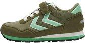hummel Reflex JR Sneakers - Groen - Maat 34