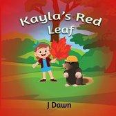 Kayla's Red Leaf