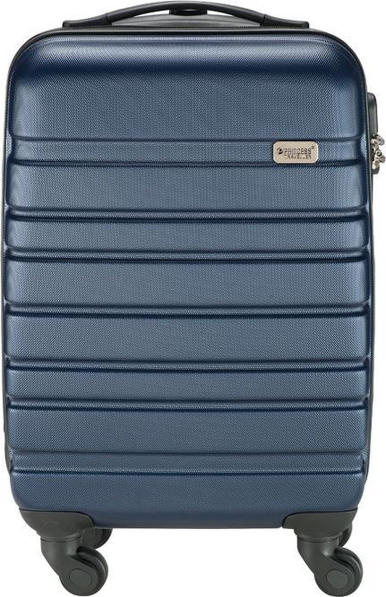 Princess Traveller Singapore Handbagage koffer 55 cm - Dark Blue