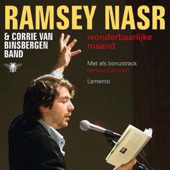 Boek cover Wonderbaarlijke maand van Ramsey Nasr (Onbekend)