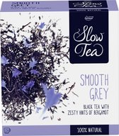 Pickwick Slow Tea Smooth Grey Pak 25 theezakjes van 3 gram