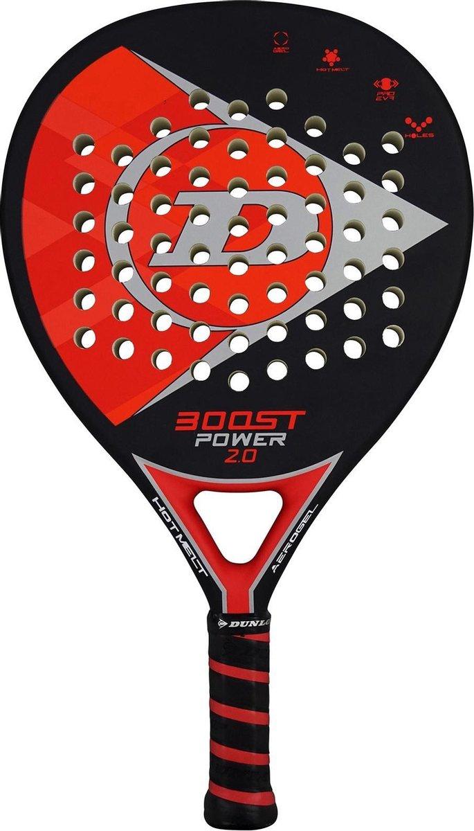 Dunlop BOOST POWER 2.0 – Padelracket – grijs