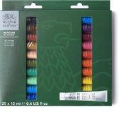 Winsor & Newton Winton Oil Colour 20x12ml Beginners set