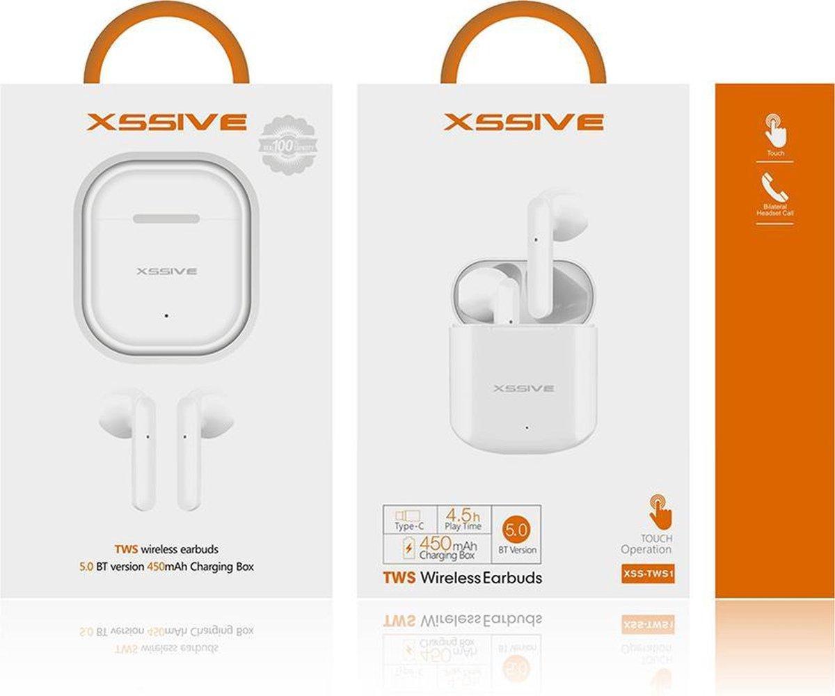 XSSIVE TWS Wireless Earbuds – XSS-TWS1
