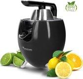 Turbotronic TT-CJ400 Citrus juicer - Sinaasappelpers - 300W - Zwart