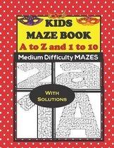 Kids Maze Book