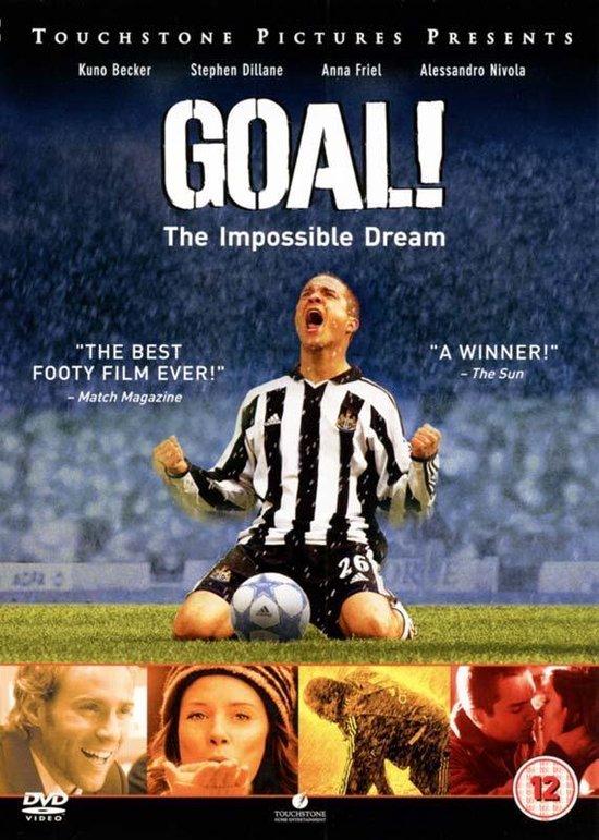 Cover van de film 'Goal!'