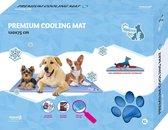 CoolPets Premium Koelmat Maat XL 120x75cm