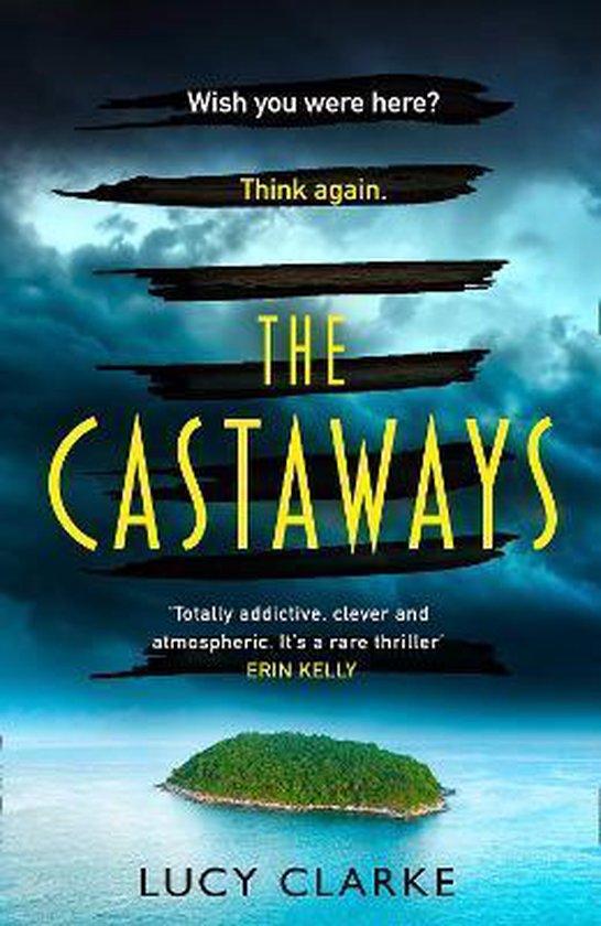 Boek cover The Castaways van Lucy Clarke (Paperback)