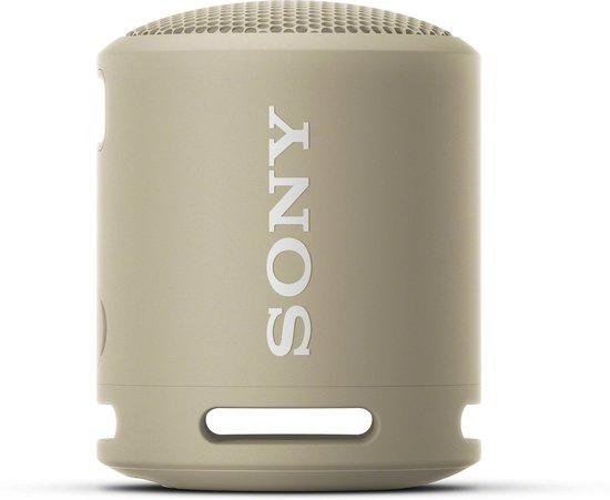 Sony SRS-XB13 - Draadloze Bluetooth Speaker - Taupe
