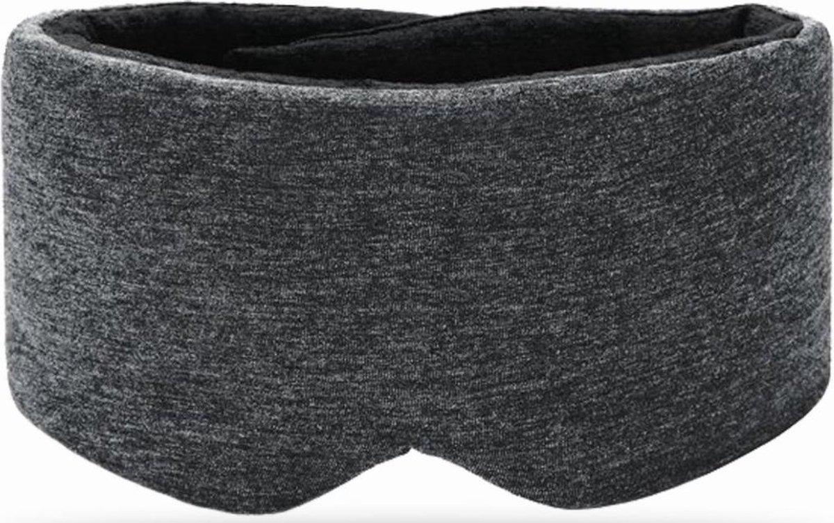 SIMIA™ Supreme 100% Verduisterend Slaapmasker + Opbergzakje - Verstelbaar oogmasker - Zacht en ademe