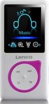 Lenco Xemio-668 Pink - MP3-Speler incl 8GB micro S