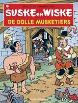Suske en Wiske 089 de dolle musketiers