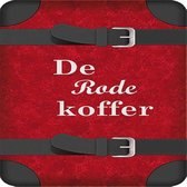 De rode koffer