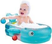 Imaginarium Babybadje Opblaasbare Walvis - Inclusief Ballen - Inhoud 15 Liter