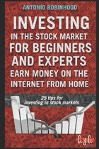 Investing in the stock market for beginners and experts, earn money on the Internet from home