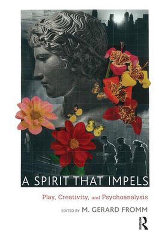 Boek cover A Spirit that Impels van M. Gerard Fromm
