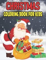 Christmas Coloring Book For Kids: (Amazing Christmas Designs)