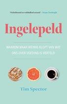 Boek cover Ingelepeld van Tim Spector (Paperback)