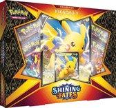 Pokémon Shining Fates Pikachu V Box - Pokémon Kaar