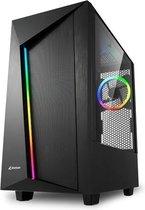 AMD Ryzen 5 3400GE Budget Game Computer / Gaming PC - RX Vega 11 - 16GB 2666 RAM + 1TB HDD - Windows 10 PRO