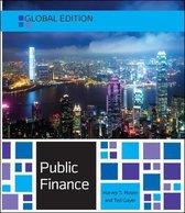 Boek cover Public Finance, Global Edition van Harvey Rosen (Paperback)