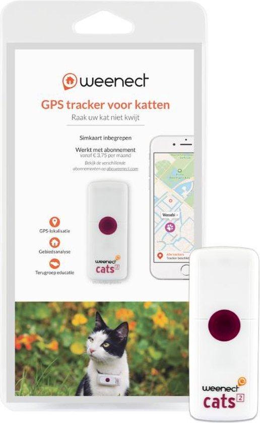 Weenect CATS² , GPS Tracker voor katten