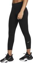 Nike One Capri Sportlegging Dames - Maat L
