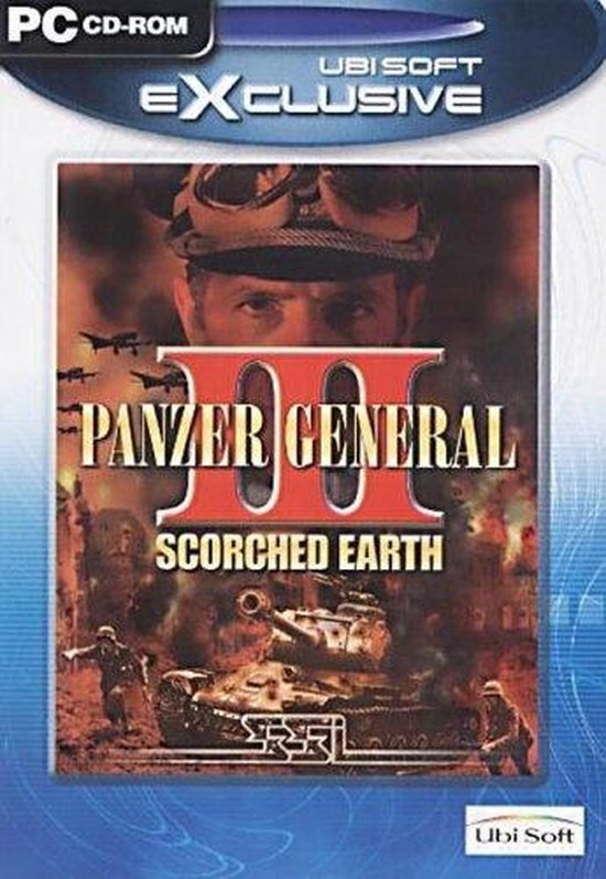 Panzer General 3, Scorched Earth