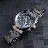 FullHD Spy Watch. Horloge met verborgen camera en nachtvisie. 1080P Spycam. 32GB