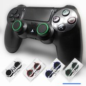 Holy grips - Joystick thumbgrips - Xbox One - Playstation PS4 PS5 - Groen Zwart
