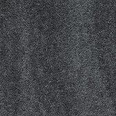 Mozart donkergrijs 50x50cm hoogpolige tapijttegel 3m2 / 12 tegels