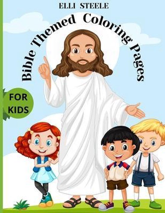 Bible Themed Coloring Pages For Kids