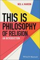 This is Philosophy of Religion
