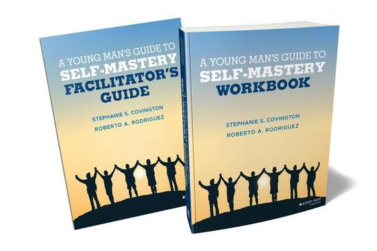 Boek cover A Young Mans Guide to Self-Mastery, Set van Stephanie S. Covington (Onbekend)