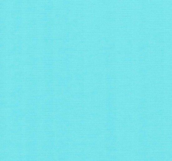 Afbeelding van 20 Linnen kaarten papier - Scrapbook papier - Lichtblauw - Cardstock - 30,5 x 30,5cm - 240 grams - karton speelgoed