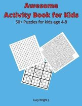 Awesome Activity Book for Kids