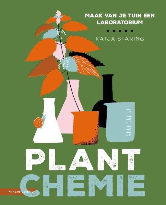 Boek cover Plantchemie van Katja Staring (Paperback)