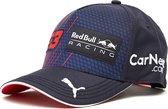 Puma Red Bull Racing Max Verstappen Pet / Cap - Formule 1 - GP Zandvoort - Verstelbaar - Blauw - Kids