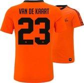 PB x Malelions - 23. Van de Kaart | Maat M | Oranje T-shirt | EK voetbal 2021