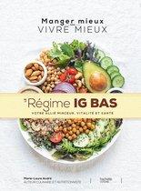 Boek cover LE REGIME IG BAS van Marie Laure Andre