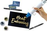 Crafts & Co Embossing Machine Heat Tool Starterset