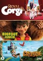 Corgi / Bigfoot Junior / Robinson Crusoe (3 DVD)