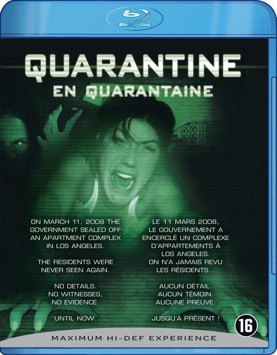Cover van de film 'Quarantine'