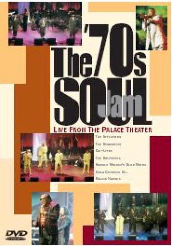 Cover van de film '70's Soul Jam'