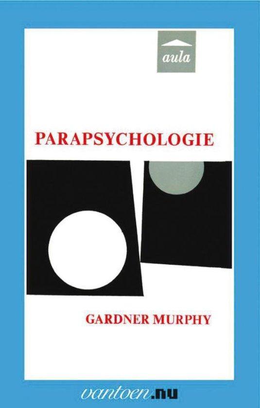Vantoen.nu - Parapsychologie - Gloria Murphy  