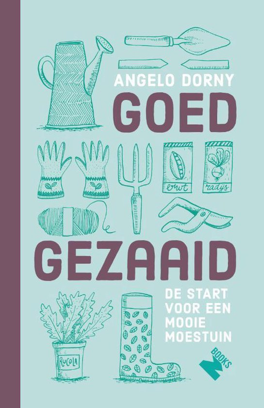 Goed gezaaid - Angelo Dorny |