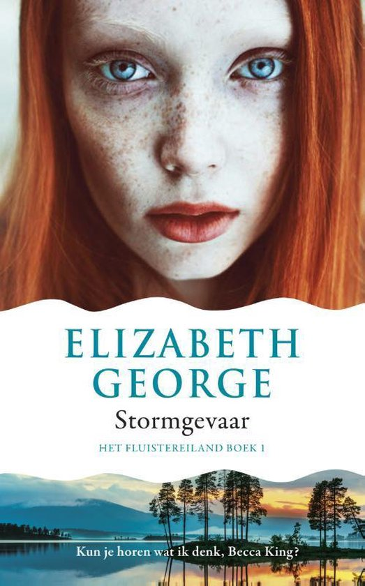 Het Fluistereiland - Stormgevaar - Elizabeth George |